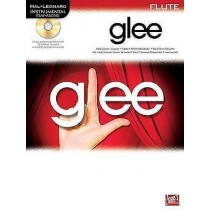 Glee Flute Instrumental Play-Along CD & Sheet Music Book B68 S03
