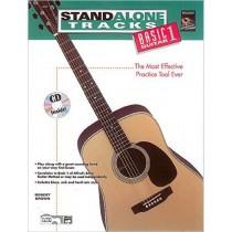 Stand Alone Tracks Basic Guitar Book 1 & CD Beginners Tutor Learn Play S101 S119