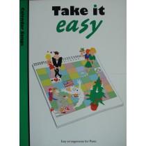 Take It Easy Calendar Songs Easy Piano Arrangements Book Seasonal Events B31