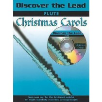 Discover The Lead Christmas Carols Flute Sheet Music Book S132