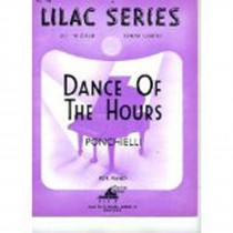 Lilac Series No 10 Dance Of The Hours from Gioconda for Piano by Ponchielli B31