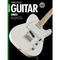 Rockschool Guitar Grade 3 2012 - 2018 Music Book CD Electric Exam Notes TAB S28