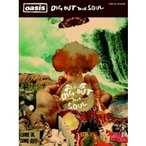 Oasis Dig Out Your Soul Vocal Piano Guitar Music Songbook Bag It Up Rapture B52