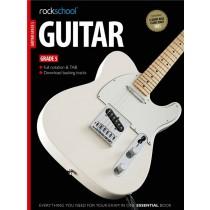 Rockschool Guitar Grade 5 Notation TAB 2012 - 2018 Music Book D/L Tracks S28