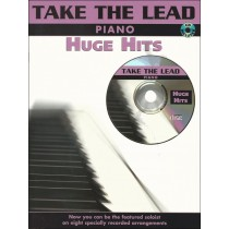 Take The Lead Huge Hits Piano Book CD Sheet Music Will Young Norah Jones S159