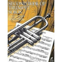 Second Book of Trumpet Solos bb Trumpet & Piano Sheet Music Easy S136