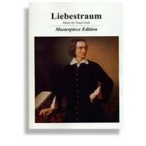 Liebestraum Franz Liszt Masterpiece Edition Sheet Music Book Piano S119