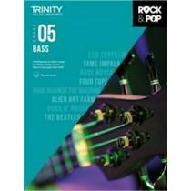 Trinity Grade 5 Bass 2018 Spec Sheet Music Book & Audio Access Free DL H2