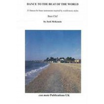Dance to the Beat of the World 33 Dances Bass Clef Sheet Music Book H4