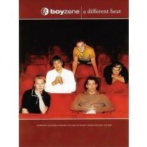 A Different Beat Boyzone Piano Vocal Guitar Sheet Music Songbook Memorabilia S02