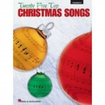Twenty-Five Top Christmas Songs Trombone 25 Easy Music Book Grades 1-3 S139