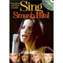 Sing Smash Hits Book & CD Sing Along Songbook Easy Melody Chords The Corrs S10