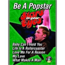 Be A Popstar Stars In Your Eyes Lyrics Chords Westlife Boyzone Songbook CD S129