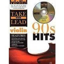 Take The Lead 90s Hits Violin Book & Play Along CD B52