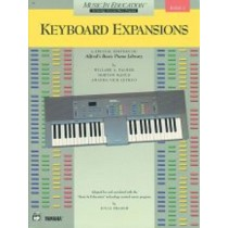 Keyboard Expansions Book 1 Alfred's Basic Piano Library Tutor Method S148