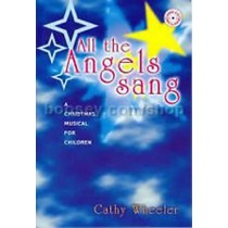 All The Angels Sang A Christmas Musical Children Book CD KS2 School Wheeler S01