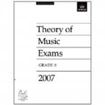 Theory Of Music Exams Grade 8 2007 Past Practice Papers ABRSM S97
