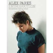Alex Parks Introduction Songbook Sheet Music Book Piano Voice Guitar S04