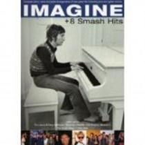 Imagine + 8 Smash Hits Piano Vocal Guitar Sheet Music Book S19