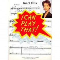 I Can Play That No 1 Hits Easy Piano Sheet Music Pop Book S10
