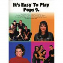 It's Easy to Play Pops Songbook 9 Piano Sheet Music Grade 1-4 Pieces Book S15