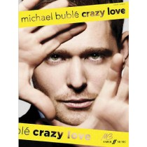 Michael Buble Crazy Love PVG Music Book Cry Me A River Haven't Met You Yet S108