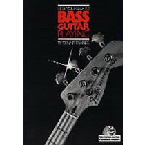 Learn to Play The Bass Guitar Book Teach Yourself Tutor Music Lessons S33