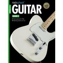 Rockschool Guitar Grade 2 Music Book CD Tracks Electric 2012 - 2018 Exam S28