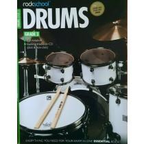 Rockschool Drums Grade 3 Exam 2012-2018 Music Book CD Backing Tracks S29