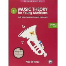 Poco Studio's Music Series Theory for Young Musicians Grade 1 Tutor Book      K7