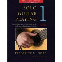 Solo Guitar Playing 1 4th Edition Learn to Play Tutor Book S69