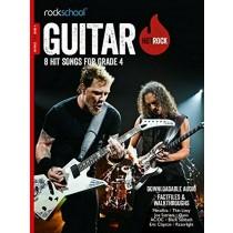 Guitar 8 Hit Songs for Grade 4 Grade Sheet Music Book Rock School S69