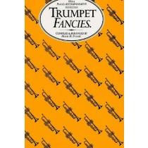 Trumpet Fancies w/ Piano Accompaniment Beginner Pieces Sheet Music Book S69