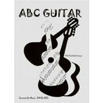 ABC Guitar Early-Stage Pieces Grade 1 and 2 Prep Sheet Music Book S69