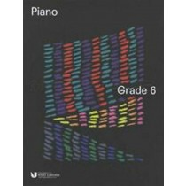 LCM Piano Grade 6 2018 - 2020 Music Exam Sheet Book University West London H2