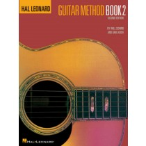 Hal Leonard Guitar Method Book 2 Beginner Learn to Play Music book H2