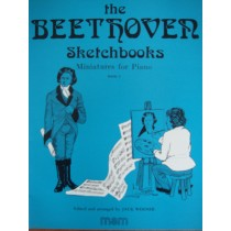 The Beethoven Sketchbooks Book 2 Easy Miniatures For Piano Arr Werner S89