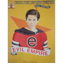 Rage Against The Machine Evil Empire Book Recorded Versions Guitar Notes Tab S15