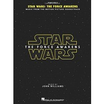 Star Wars The Force Awakens Piano Solo Book Film Soundtracks John Williams S143