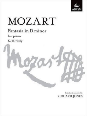 Fantasia in D minor K 397 / K 385g Signature Series Mozart ABRSM Piano Solo S147