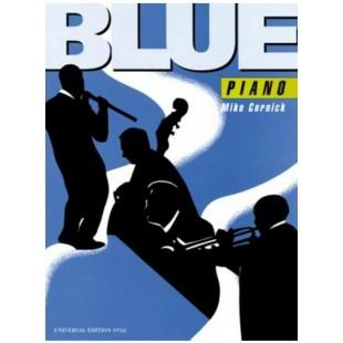 Blue Piano Sheet Music Book UE 19762 Intermediate Blues Solos Mike Cornick S118