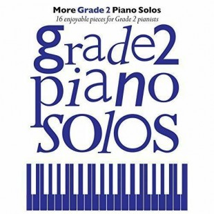 More Grade 2 Piano Solos Music Book Pops Classical Jurassic Park Largo Wings S52